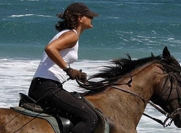 Menorca horse riding