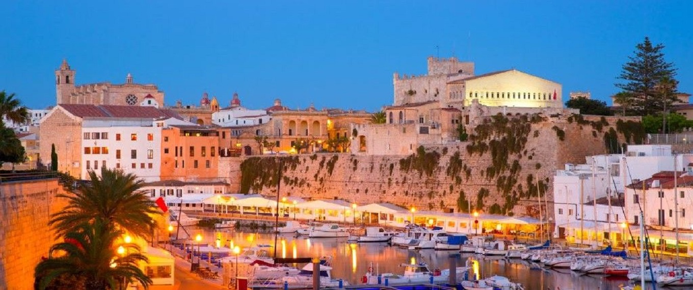 Menorca-prety-harbour