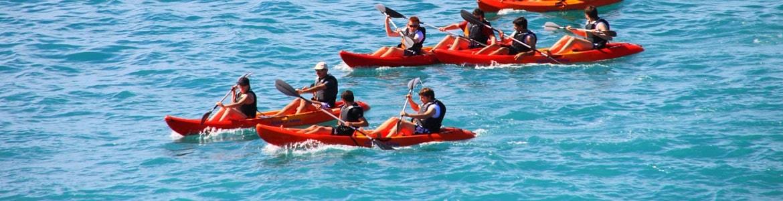 Planoram Kayaking