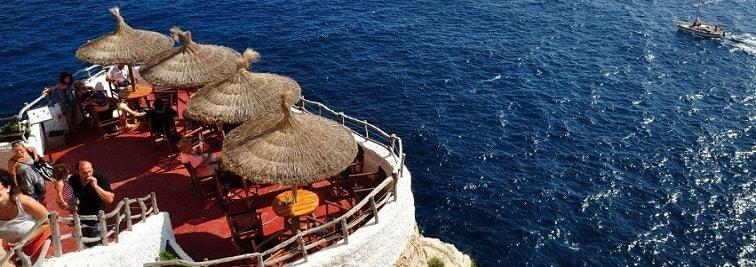 White's Bar Menorca